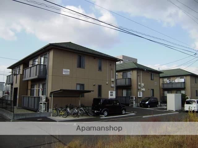 宮城県仙台市宮城野区、福田町駅徒歩30分の築16年 2階建の賃貸アパート