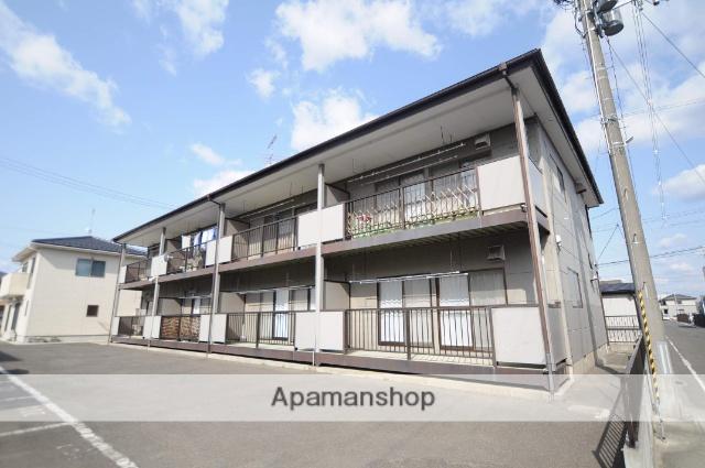宮城県多賀城市、中野栄駅徒歩35分の築20年 2階建の賃貸アパート