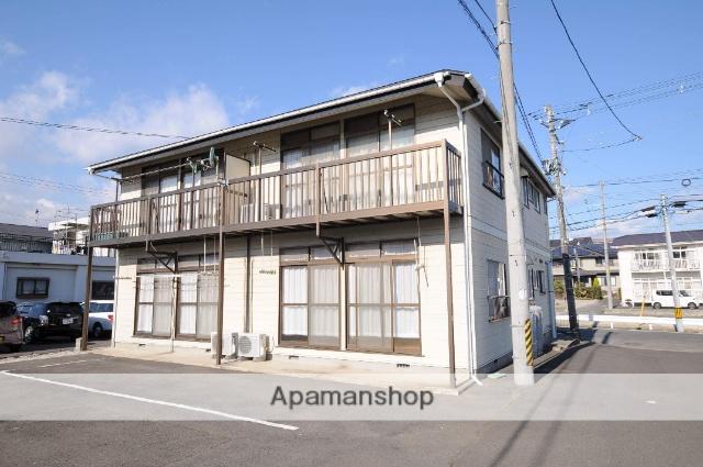 宮城県多賀城市、多賀城駅徒歩10分の築29年 2階建の賃貸アパート