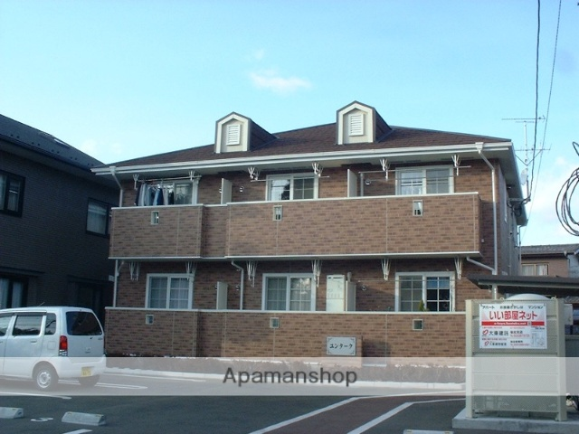 宮城県多賀城市、中野栄駅徒歩20分の築11年 2階建の賃貸アパート