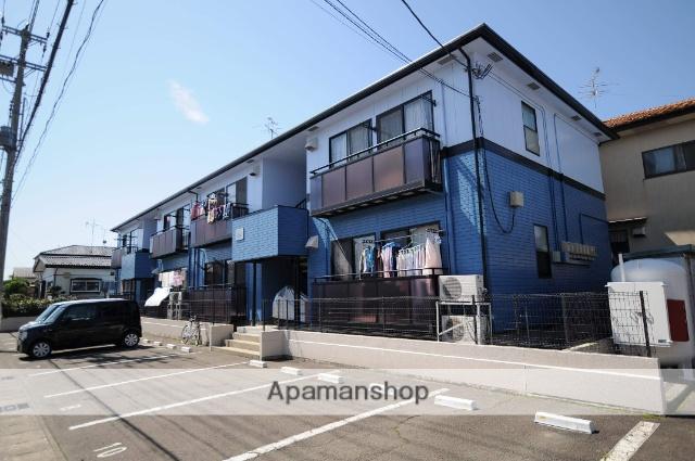 宮城県多賀城市、陸前高砂駅徒歩28分の築20年 2階建の賃貸アパート