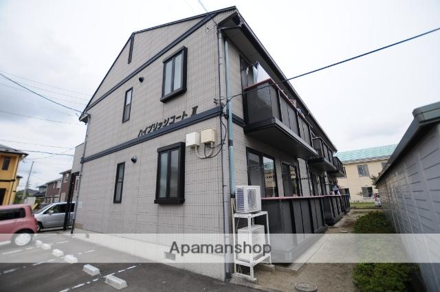 宮城県多賀城市、中野栄駅徒歩15分の築18年 2階建の賃貸アパート