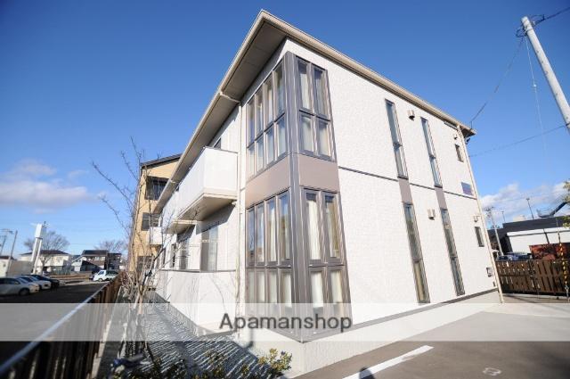 宮城県多賀城市の築3年 2階建の賃貸アパート