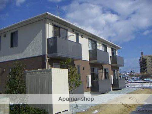 宮城県多賀城市、中野栄駅徒歩17分の築7年 2階建の賃貸アパート