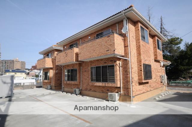 宮城県塩竈市、下馬駅徒歩19分の築1年 2階建の賃貸アパート