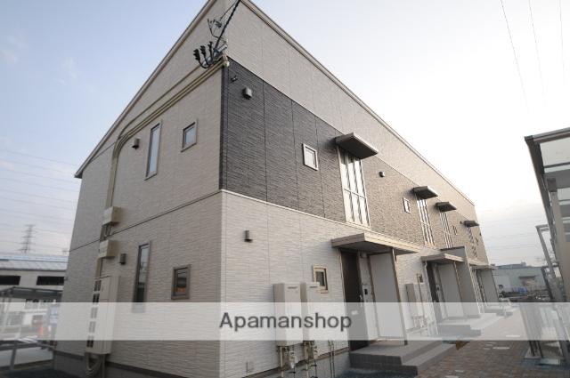 宮城県多賀城市、中野栄駅徒歩14分の新築 2階建の賃貸アパート