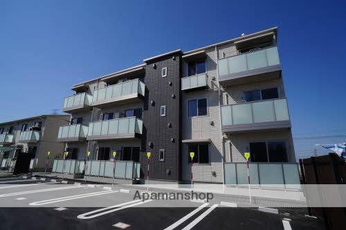 宮城県多賀城市、中野栄駅徒歩14分の築1年 3階建の賃貸マンション
