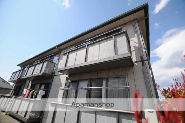 宮城県多賀城市、多賀城駅徒歩20分の築13年 2階建の賃貸アパート