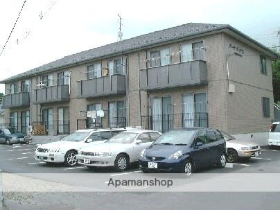 宮城県多賀城市の築15年 2階建の賃貸アパート