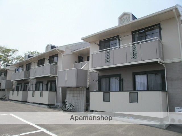 宮城県多賀城市、多賀城駅徒歩36分の築23年 2階建の賃貸アパート