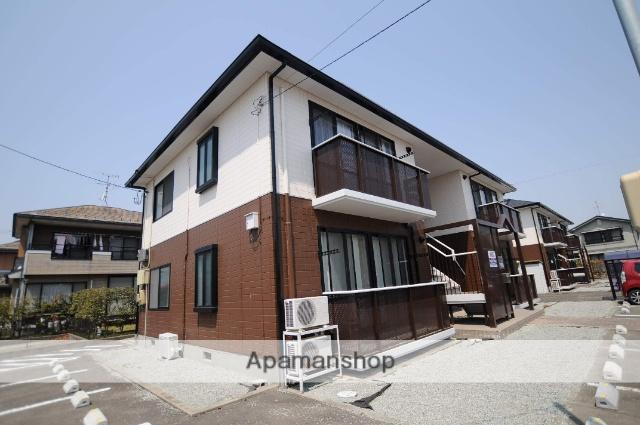 宮城県多賀城市、福田町駅徒歩24分の築21年 2階建の賃貸アパート