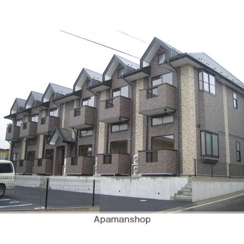 宮城県塩竈市、下馬駅徒歩15分の築10年 2階建の賃貸アパート