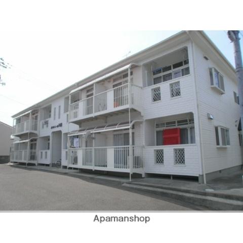 宮城県多賀城市、多賀城駅徒歩6分の築20年 2階建の賃貸アパート