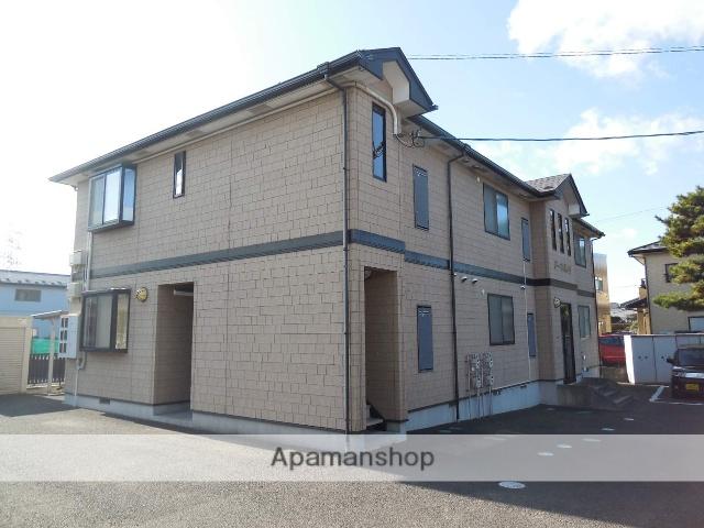 宮城県多賀城市、中野栄駅徒歩24分の築15年 2階建の賃貸アパート