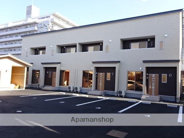 宮城県多賀城市、多賀城駅徒歩9分の新築 2階建の賃貸アパート