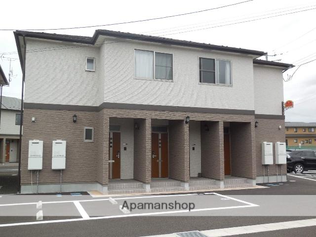 宮城県塩竈市、西塩釜駅徒歩15分の築2年 2階建の賃貸アパート