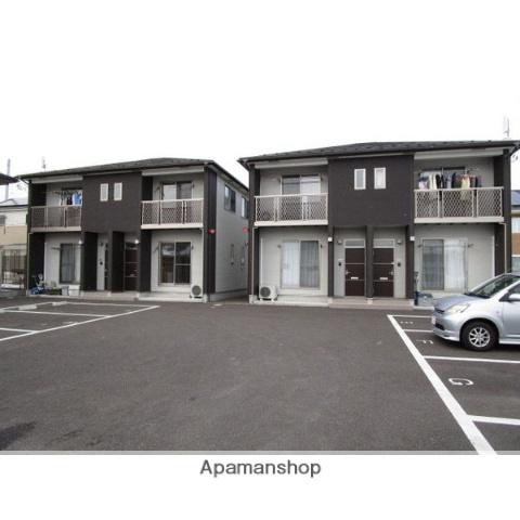 宮城県多賀城市、多賀城駅徒歩20分の築2年 2階建の賃貸アパート