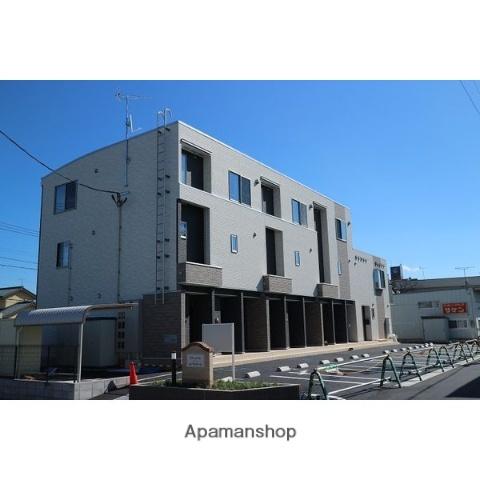 宮城県仙台市宮城野区、陸前高砂駅徒歩16分の新築 3階建の賃貸アパート