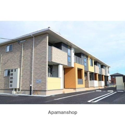 宮城県多賀城市、岩切駅徒歩21分の新築 2階建の賃貸アパート