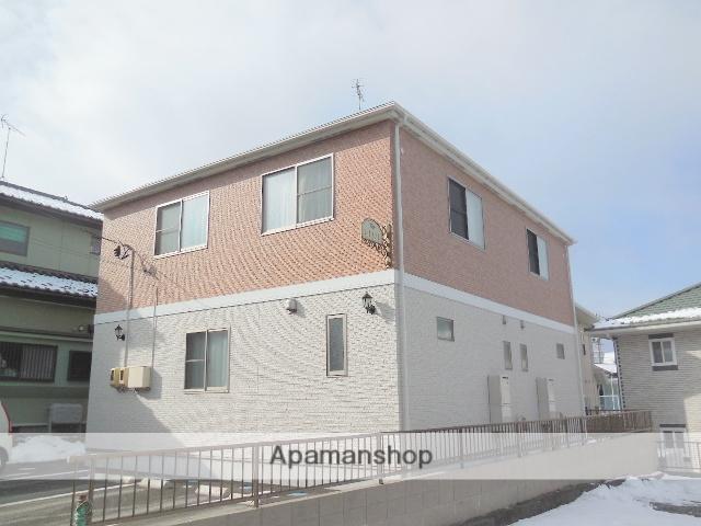 宮城県多賀城市、下馬駅徒歩16分の築3年 2階建の賃貸アパート