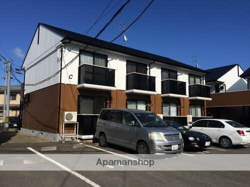 宮城県仙台市宮城野区、福田町駅徒歩11分の築20年 2階建の賃貸アパート
