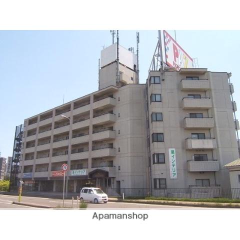宮城県仙台市宮城野区、小鶴新田駅徒歩27分の築25年 6階建の賃貸マンション