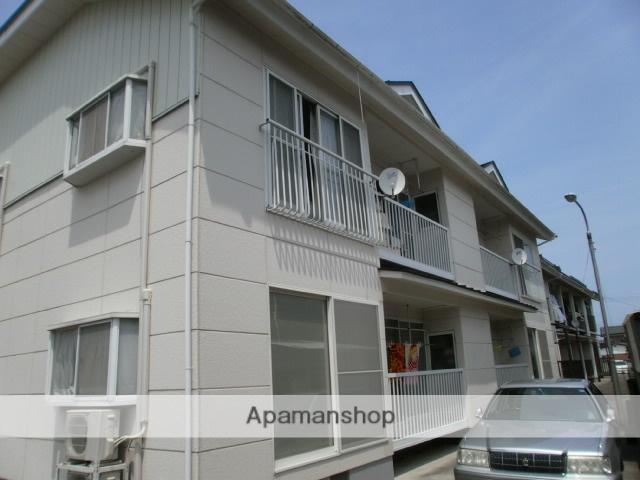 宮城県多賀城市、多賀城駅徒歩30分の築30年 2階建の賃貸アパート