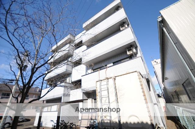 宮城県仙台市宮城野区、福田町駅徒歩24分の築20年 4階建の賃貸マンション