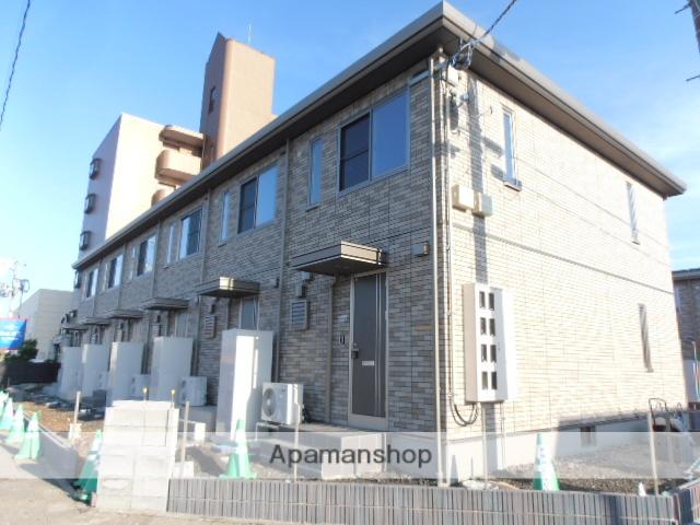 宮城県仙台市宮城野区、福田町駅徒歩25分の築3年 2階建の賃貸アパート
