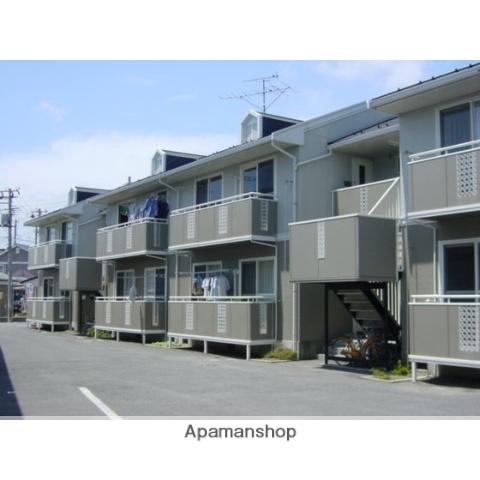 宮城県多賀城市、岩切駅徒歩6分の築25年 2階建の賃貸アパート