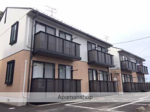 宮城県塩竈市、下馬駅徒歩27分の築21年 2階建の賃貸アパート