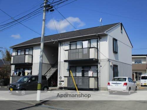 宮城県多賀城市、陸前高砂駅徒歩23分の築19年 2階建の賃貸アパート