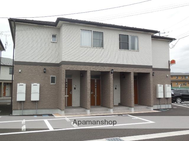 宮城県塩竈市、下馬駅徒歩14分の築3年 2階建の賃貸アパート