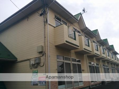 宮城県多賀城市、中野栄駅徒歩21分の築29年 2階建の賃貸アパート