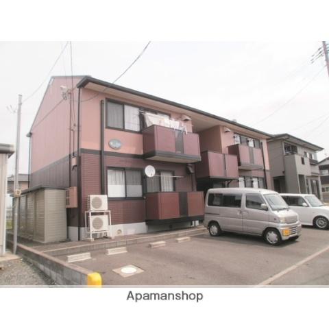 宮城県多賀城市、中野栄駅徒歩30分の築20年 2階建の賃貸アパート