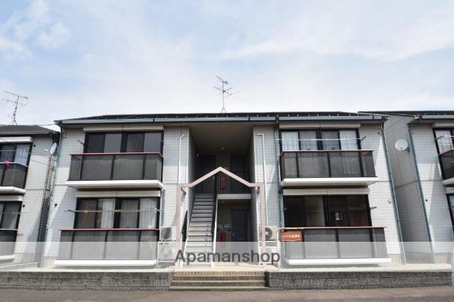 宮城県多賀城市、岩切駅徒歩7分の築20年 2階建の賃貸アパート