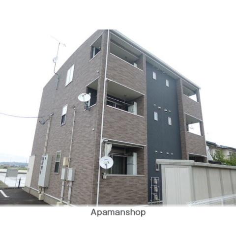 宮城県多賀城市、陸前高砂駅徒歩27分の築5年 3階建の賃貸アパート