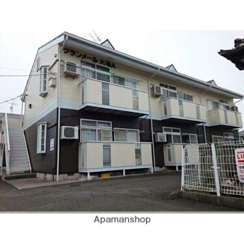 宮城県多賀城市、中野栄駅徒歩29分の築23年 2階建の賃貸アパート