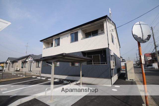 宮城県仙台市宮城野区、福田町駅徒歩30分の新築 2階建の賃貸アパート