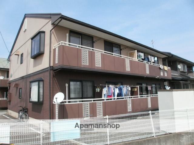 宮城県多賀城市、中野栄駅徒歩21分の築25年 2階建の賃貸アパート