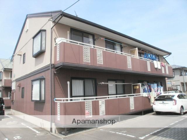 宮城県多賀城市、中野栄駅徒歩23分の築25年 2階建の賃貸アパート