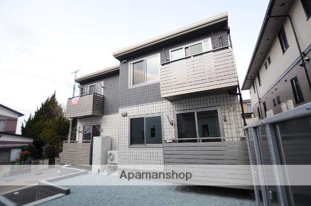 宮城県多賀城市、下馬駅徒歩11分の新築 2階建の賃貸アパート