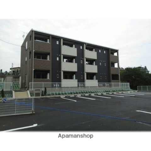 宮城県多賀城市、下馬駅徒歩29分の築2年 3階建の賃貸アパート