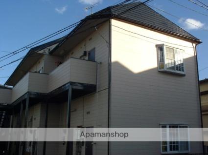 宮城県仙台市宮城野区の築26年 2階建の賃貸アパート