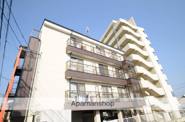 宮城県塩竈市、西塩釜駅徒歩13分の築17年 4階建の賃貸マンション