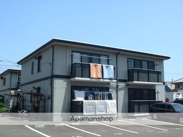 宮城県仙台市宮城野区、福田町駅徒歩4分の築20年 2階建の賃貸アパート