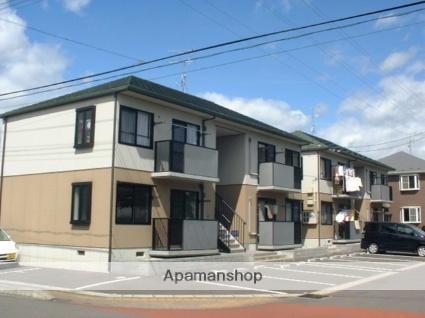 宮城県多賀城市、中野栄駅徒歩13分の築16年 2階建の賃貸アパート