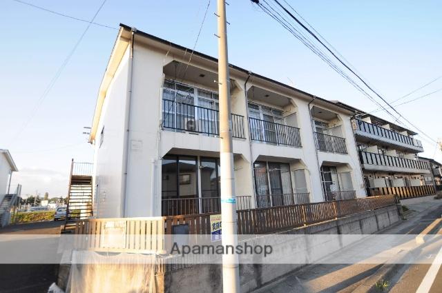 宮城県多賀城市、多賀城駅徒歩9分の築30年 2階建の賃貸アパート
