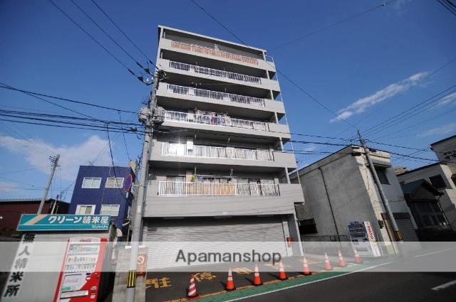 宮城県塩竈市、下馬駅徒歩5分の築22年 7階建の賃貸マンション