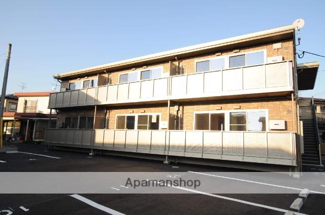 宮城県多賀城市、岩切駅徒歩12分の築4年 2階建の賃貸アパート